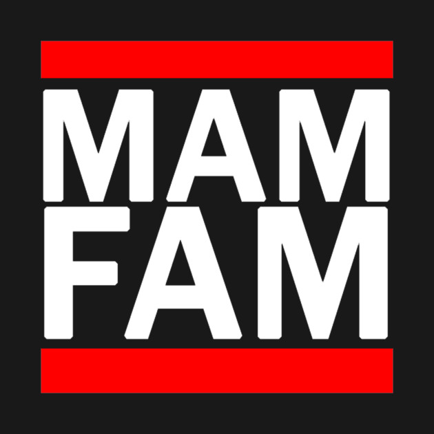 #MAMFam RUN DMC