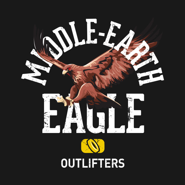 An Out Lifter Eagle