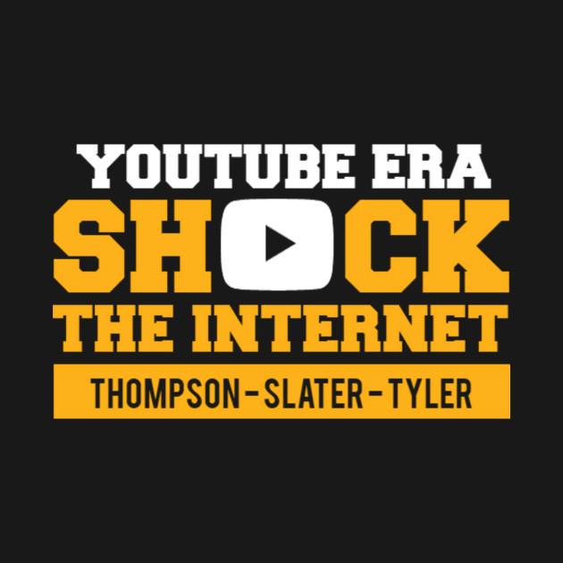 """""""Shock The Internet"""" TTW YouTube Era T-Shirt"""