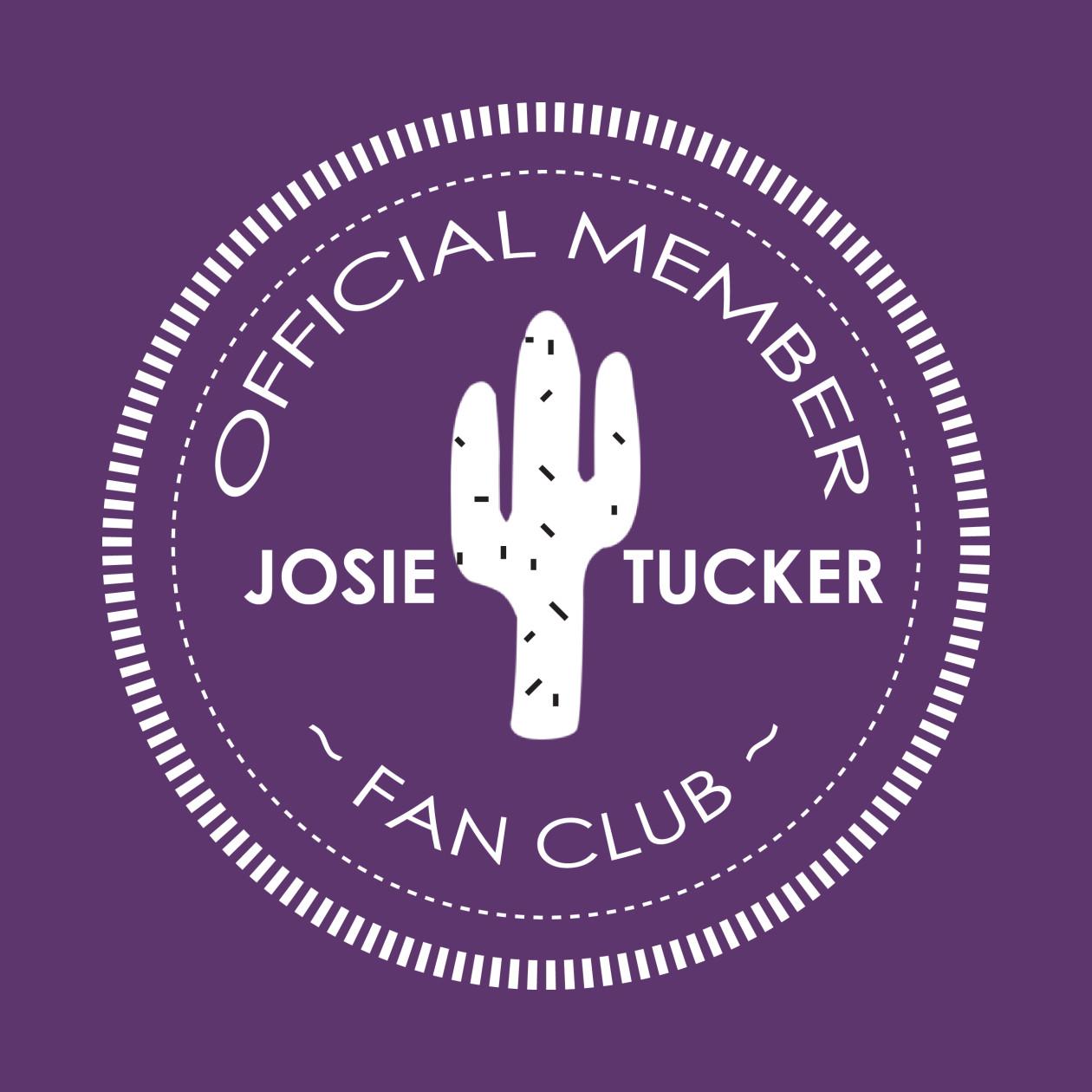 Josie Tucker Fan Club