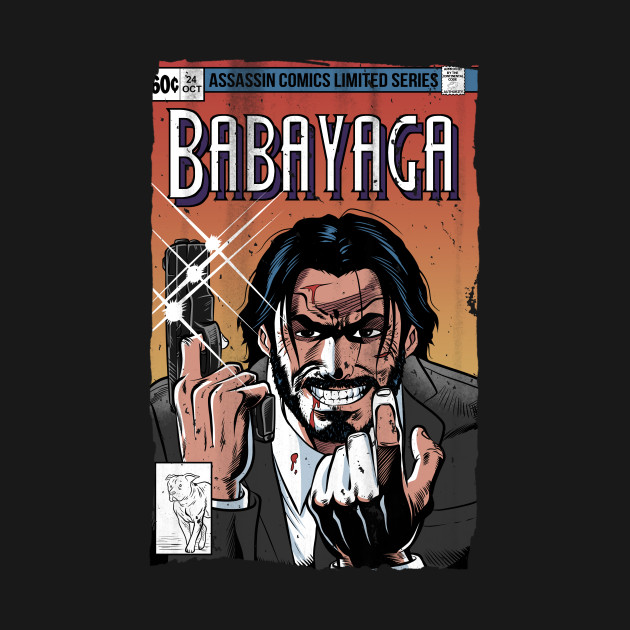 Baba Yaga Comics