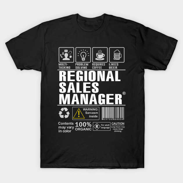 regional sales