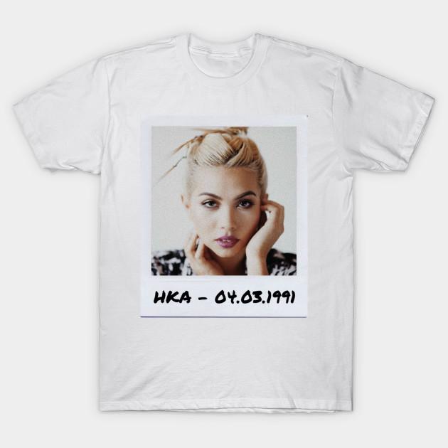 c6944c333 Hayley Kiyoko Polaroid Edit - Hayley Kiyoko - T-Shirt   TeePublic