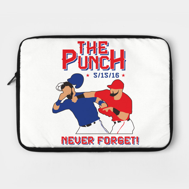 the punch dont mess with texas rangers