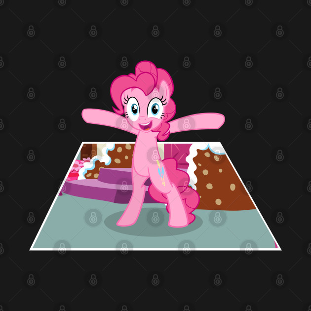 Picture Popout - Pinkie Pie