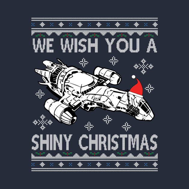 Serenity We Wish You A Shiny Christmas