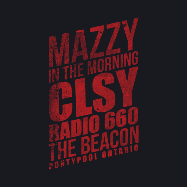 Mazzy in the Morning
