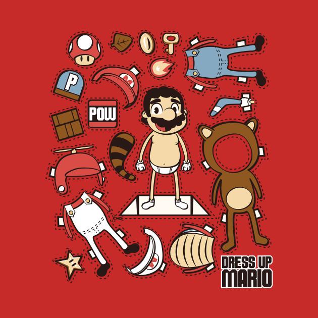 Dress up Mario