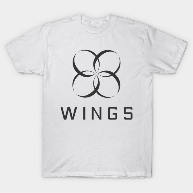 4b1854459f36 BTS wings kpop - Bts Wings - T-Shirt