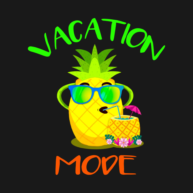 Vacation Mode TShirt Matching Vacation Shirts Traveller Gift