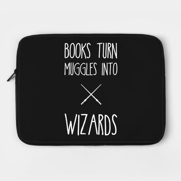 Muggles Into Wizzards - White
