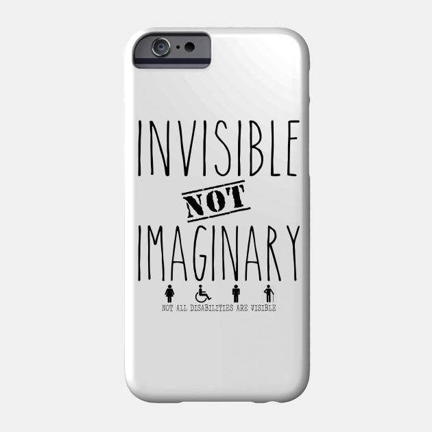 Disabiity Awaremess Invisible Not Imaginary Chronic Illness