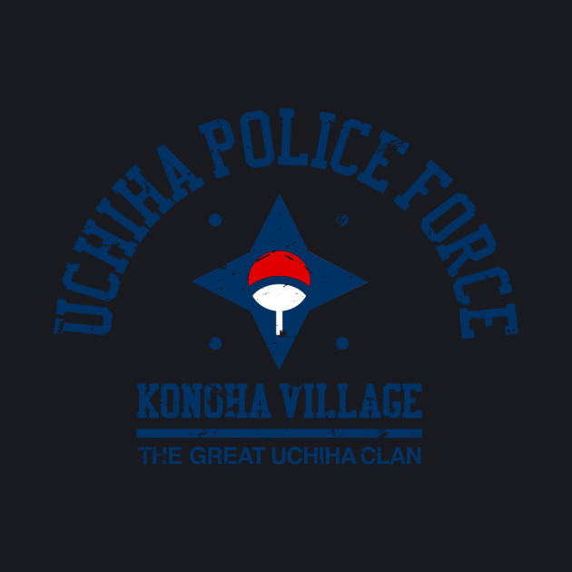 Uchiha police force
