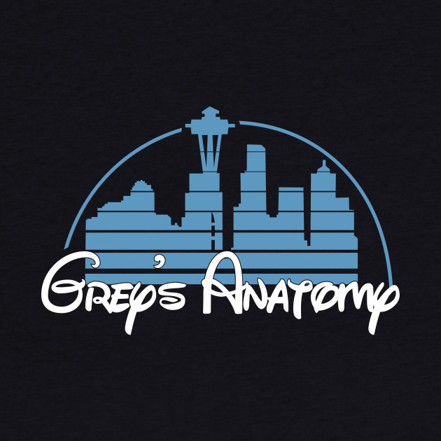 Grey's Anatomy Disney