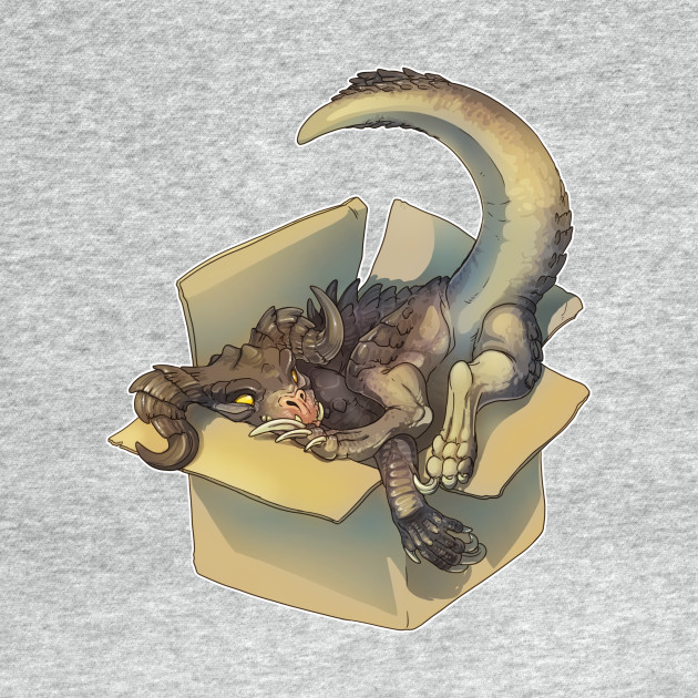 Deathclaw in a Box