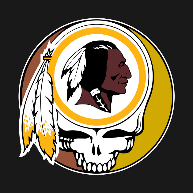 Redskins Grateful Dead