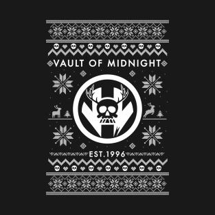 Vault of Midnight Holiday Sweater t-shirts