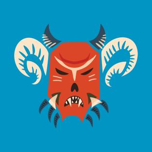 Kuker Evil Demon Mask