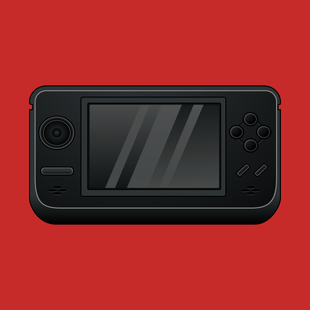 Video Game Inspired Console WiiU Gamepad