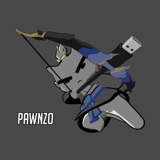 Pawnzo - Katsuwatch t-shirts