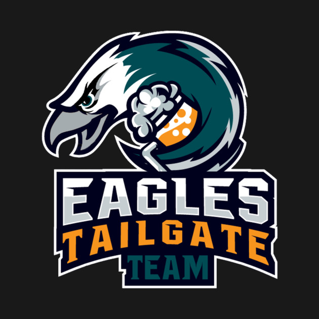 Eagles Tailgate Team Official Tee