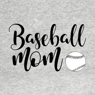 21e17be20 Baseball Mom T-Shirts | TeePublic