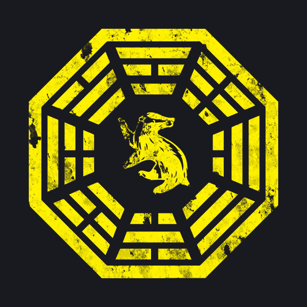 The Badger (Yellow)