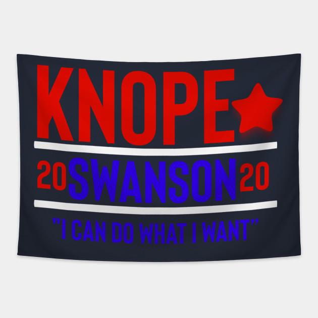 Knope Swanson 2020