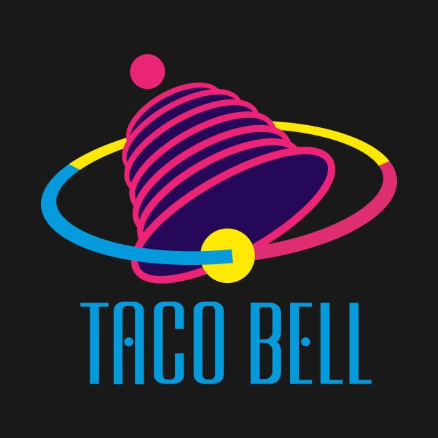 Demolition Man Taco Bell Logo