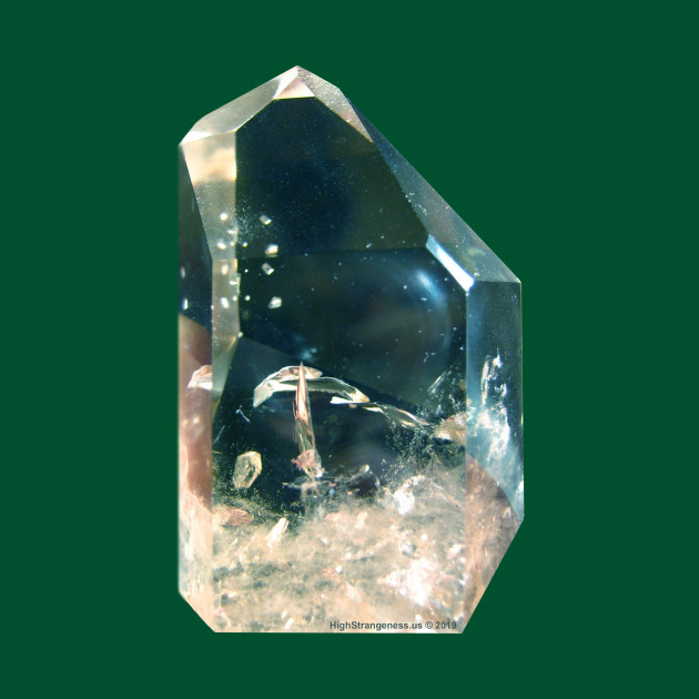 Quartz Crystal Aquarium