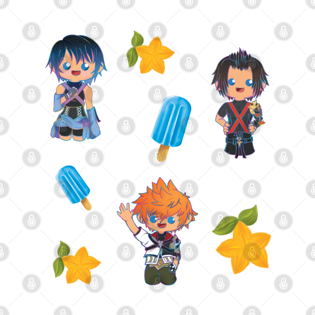 Ventus and the gang