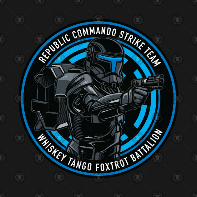Whiskey Tango F.B. Republic Commando