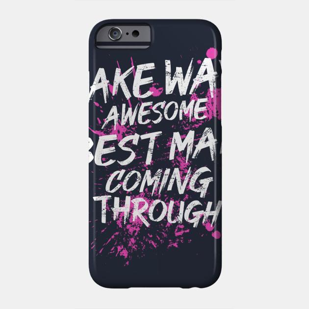 Best Man Phone Case