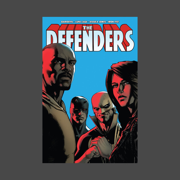The Defenders: Ready for war