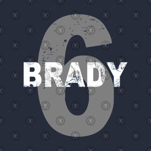 Brady 6 Rings