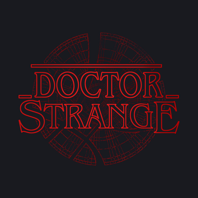 Doctor Stranger Things