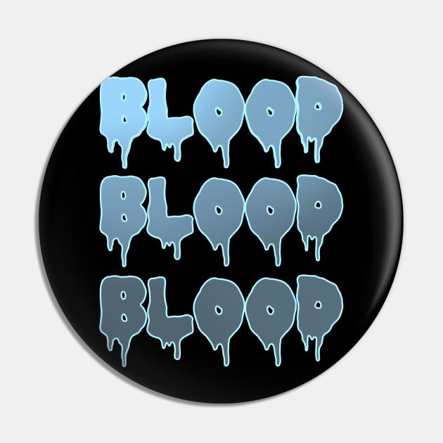 Blood Blut Hallowenn Text Vampir