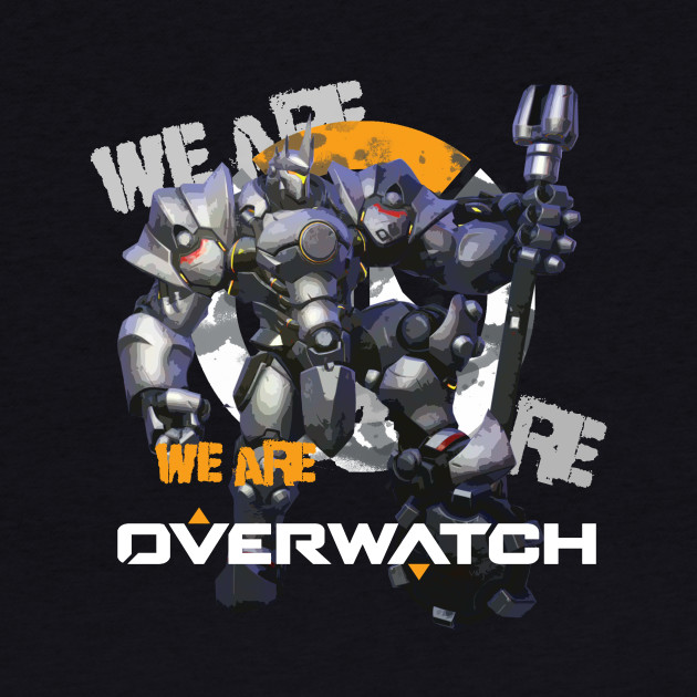 Reinhardt, We are Overwatch