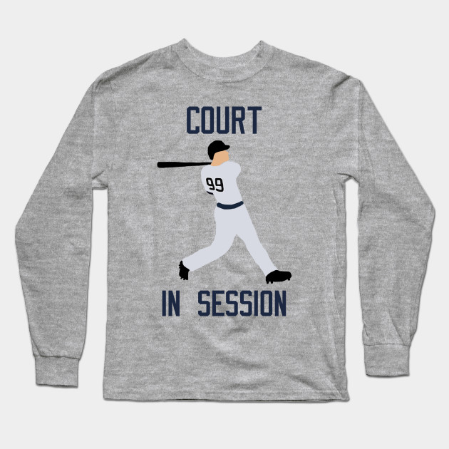 Aaron Judge - Yankees - Long Sleeve T-Shirt  3df754f447a