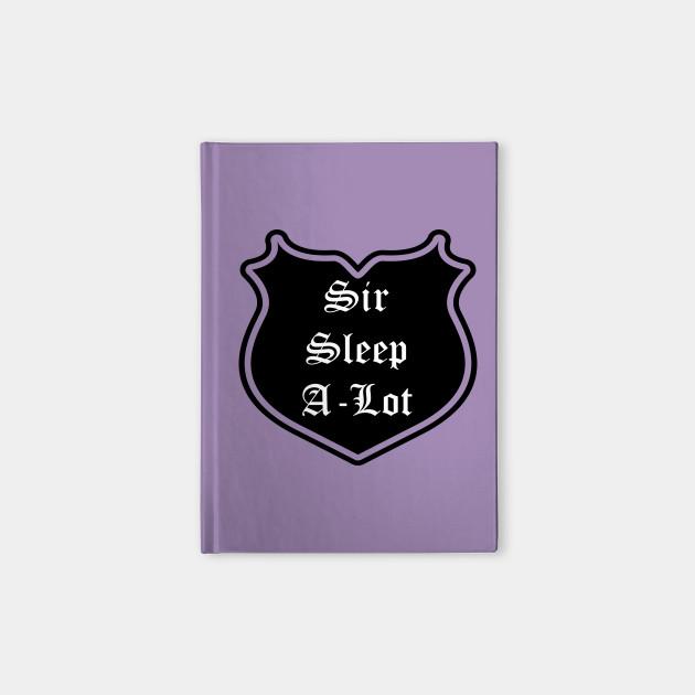 Sir Sleep-A-Lot Emblem