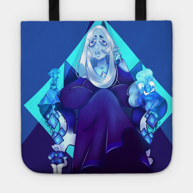 Blue Diamond and her court