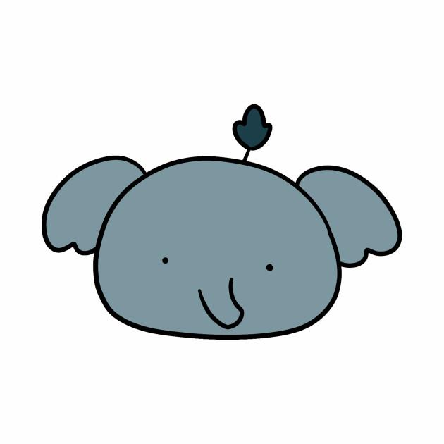 Elephant Blob