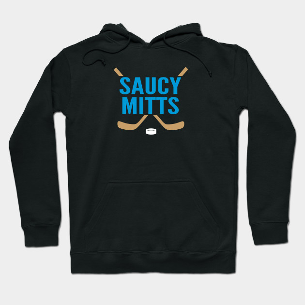 Saucy Mitts Hockey Logo