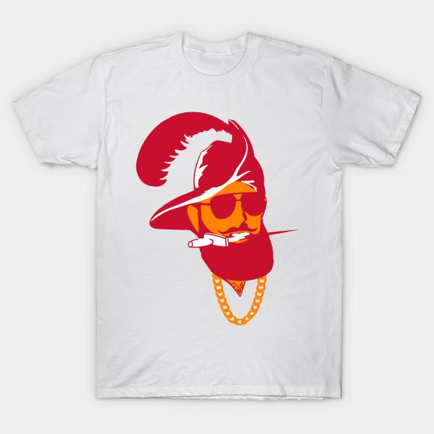 BUCCO RYAN - Tampa Bay Buccaneers - T-Shirt  57dde36ac