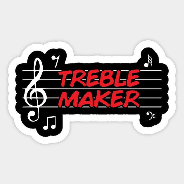 Marching Band Treble Maker Musicians Design