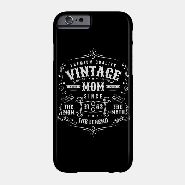 Vintage Mom Born 1963 Shirt