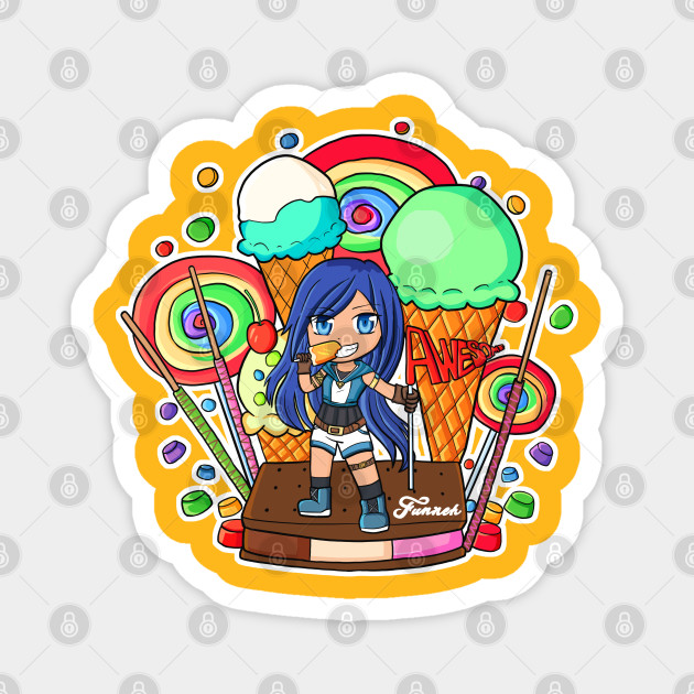 Funneh in Candyland