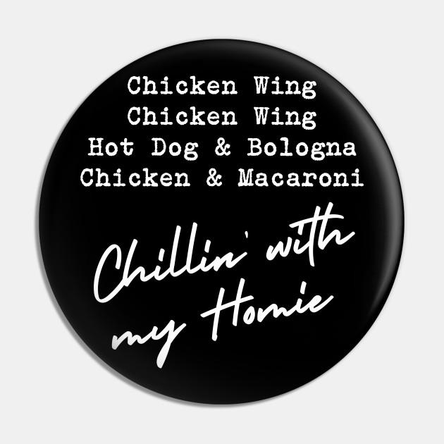 Chicken Wing Chicken Wing Hot Dog & Bologna Funny Song Lyric