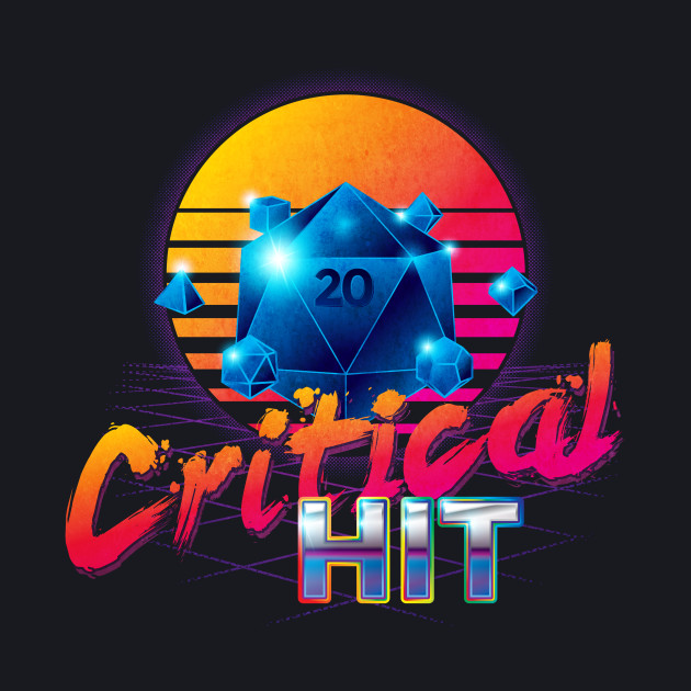Dungeons & Dragons Critical Hit