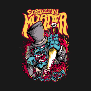 Murder t-shirts